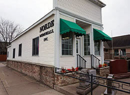 Norde Monument Memorials Shop Wisconsin
